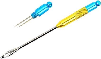 Durable Extractor Stainless Steel Fishhook Detacher Remover Fish Hook Tool Y8Z2
