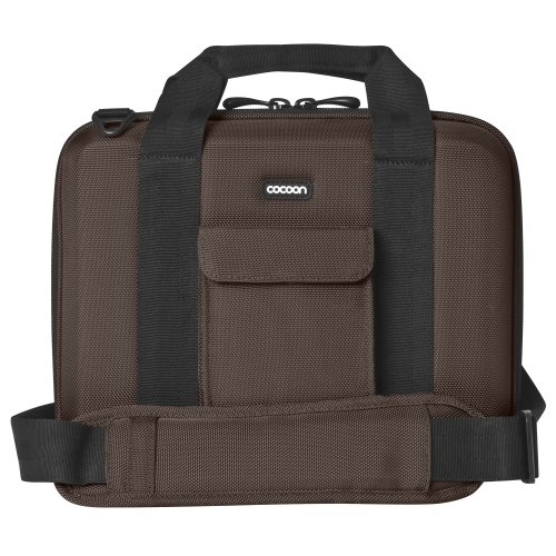 Cocoon CNS341BR Netbook Case, up to 10.2 inch, 12.4 x 3.4 x 9.4 inch, Brown