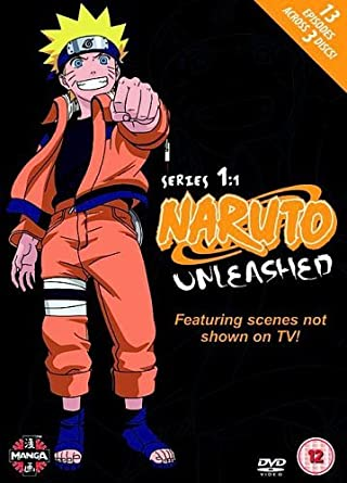Naruto Unleashed - Series 1 Part 1 [DVD]: Amazon.es: unknown ...