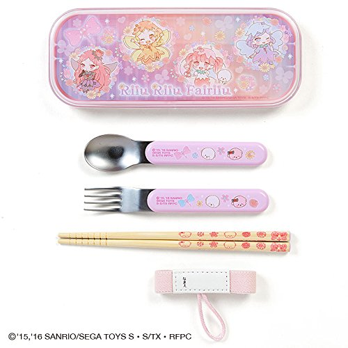 [Sanrio Riruriru Fair Lil belt with lunch trio Flower From Japan New] (Famous Trios Costumes)