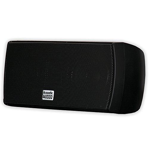 Acoustic Audio AA32CB Center Channel Speaker (Black)