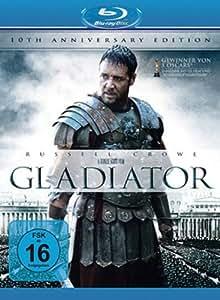 Gladiator - 10th Anniversary Edition [Alemania] [Blu-ray]