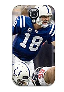 Fashionable Style Case Cover Skin For Galaxy S4- Peyton Manning