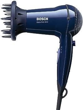 Bosch PHD 3300 beautixx eco - Secador de pelo con difusor, color azul oscuro: Amazon.es: Salud y cuidado personal