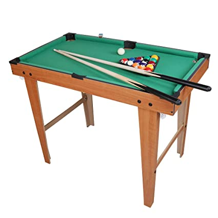 outlet online store lowest price Amazon.com: Cogihome 36 Inch Mini Snooker Tabletop Pool Game ...