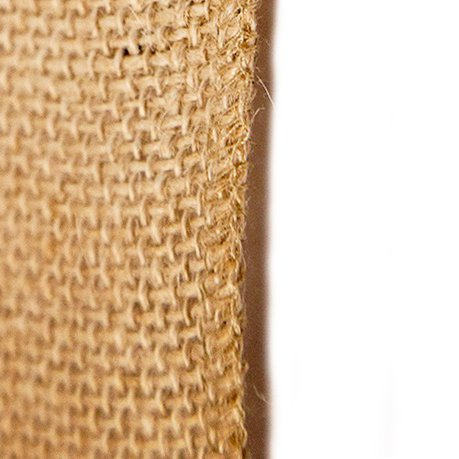 RichCraft Wide 18'' Burlap Table Runner Roll, NO-FRAY NO-Mess ~ 18'' Wide x 10 Yards Long Table Runner Fabric w/Finished Edges. Perfect for Weddings, Placemat, Crafts. Decorate Without The Mess! by RichCraft (Image #2)