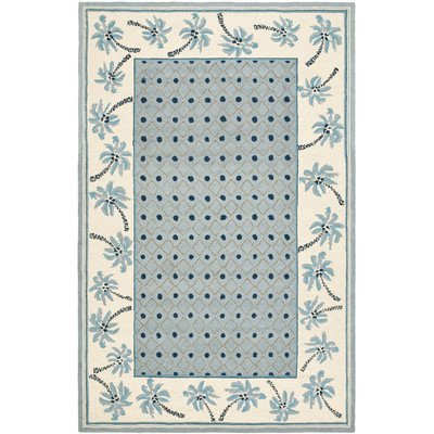 Chelsea Blue Ivory Rug Rug Size 7 9 X 9 9