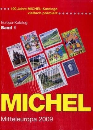 MICHEL-Mitteleuropa-Katalog 2009 (EK 1) - in Farbe