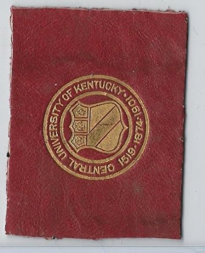 L20 American Tobacco Leather, College Seals, 1912, Central - Central Leather