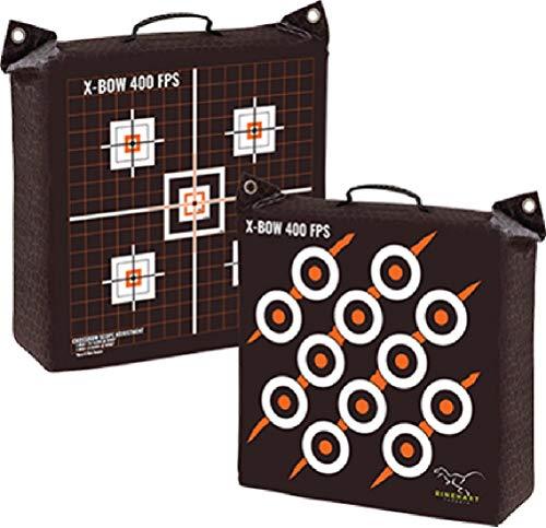 Rinehart X-Bow Bag Target Black