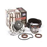 01-05 Honda 1.7 SOHC 16V VTEC D17A1 D17A2 D17A6 D17A7 Timing Belt Kit GMB Water Pump