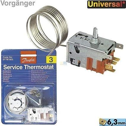 Danfoss termostato KG 077B7003 Nº 3