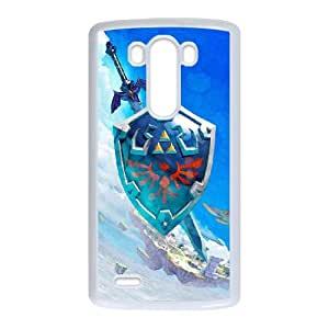The Legend of Zelda LG G3 Cell Phone Case White Protect your phone BVS_654894