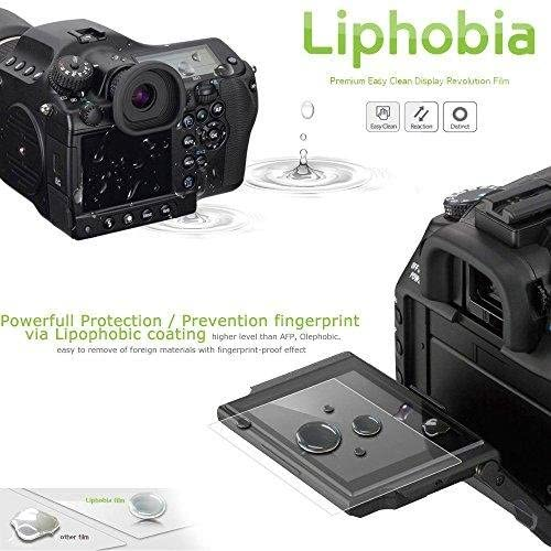 New New Liphobia Canon 1dx mark2 Camera Screen Protector 2pc Hi Clear an