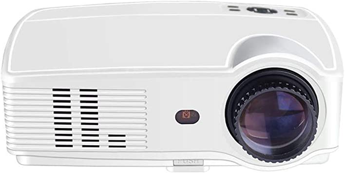 Link Co Proyector casero HD 1080P Nativo 1920x1080P Proyector LED ...