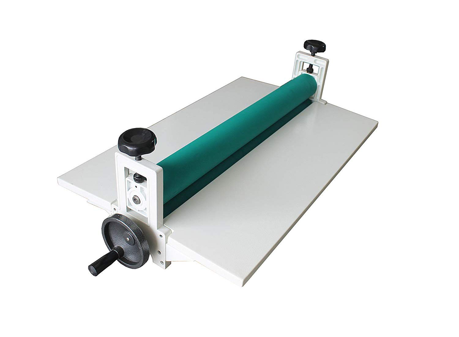 All Metal Frame 14Inch 360MM Manual Cold Roll Laminator Mount Laminating Machine by Cold Laminating Machine/Films