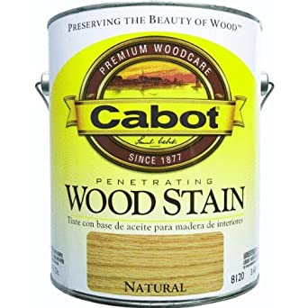 Exceptionnel Cabot Interior Oil Based Wood Stain
