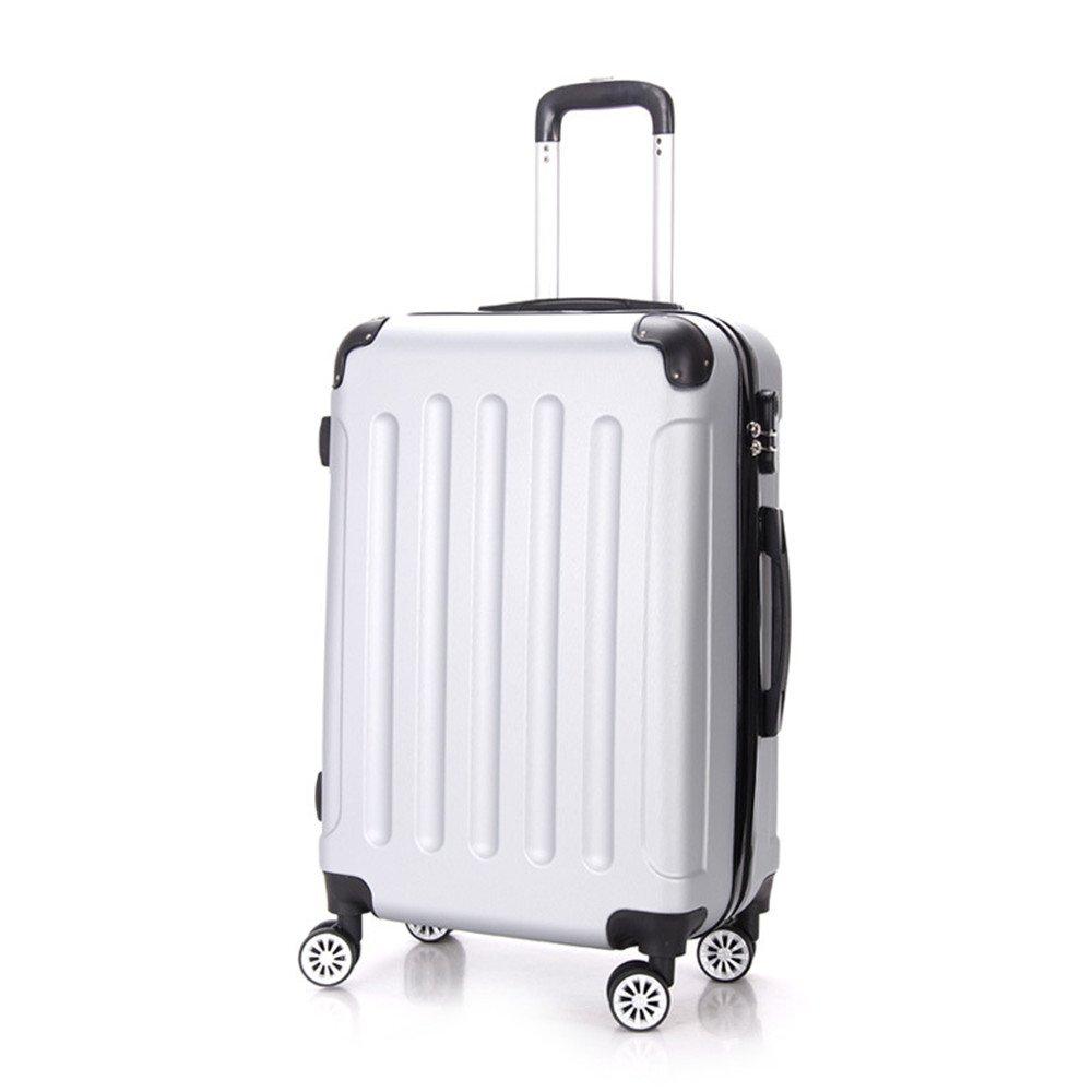 プレミアム回転プルロッドボックスユニバーサルホイール荷物荷物20 24インチ暗号スーツケース 耐摩耗輸送ボックス (サイズ : 24) B07RSPB49D  24