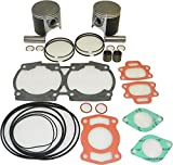 WSM Platinum Series Top End Kit (726cc) - 0.50mm Oversize to 82.50mm Bore 010-817-12P
