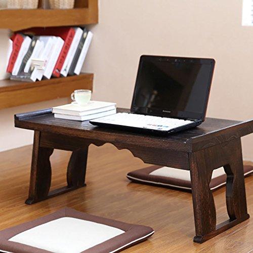 planche a repasser Table pliante table petite table basse pliante kang table flottante fenêtre table lit paresseux table à thé en bois massif Table à repasser (taille : 80*44*36cm)