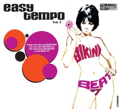 Easy Tempo Volume 7: Bikini Beat By Easy Tempo (Italian Film Music Series) - Bikinis Italian