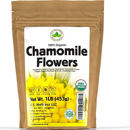 Chamomile Tea 1LB 16Oz