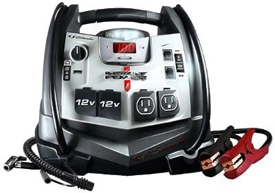 Schumacher XP2260 1200 Peak Amp Power Source 6-in-1 Jump Starter Kit