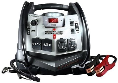 Schumacher XP2260 1200 Peak Amp Instant Portable Power Source and Jump Starter (Air Compressor Jumper)