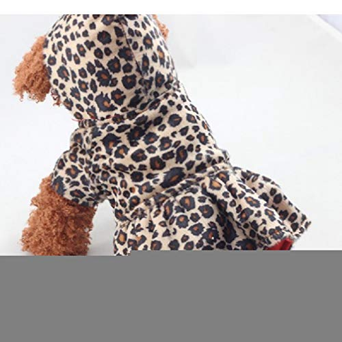 Denim Dachshund Miniature Shirt (Jim-Hugh Dog Dresses Dogs Clothes Tutu Pet Hoodie Skirt Winter Leopard Clothing with Hat for Small Teddy)