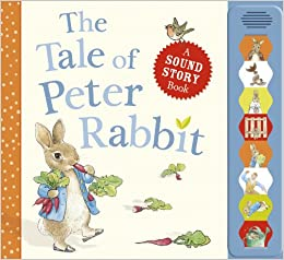 Amazon.com: The Tale of Peter Rabbit: A Sound Story Book ...