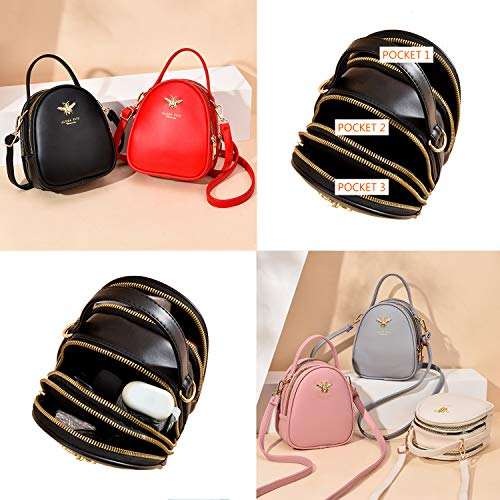 SiMYEER Small Crossbody Bags Shoulder Bag for Women Stylish Ladies Messenger Bags Purse and Handbags