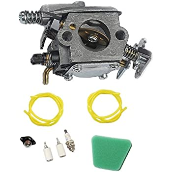 Amazon Com Podoy 545081885 Carburetor For Poulan Chainsaw 1950 2050