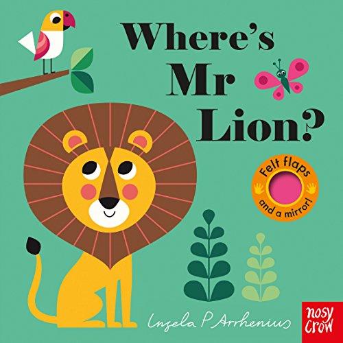 Where's Mr Lion? (Felt Flaps) ()