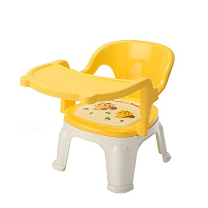 Silla de comedor infantil portátil, Almohadilla de ...