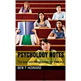 Psychology notes: The best psychology notes for studying