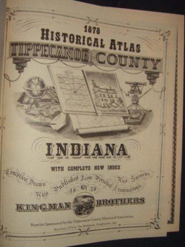 (1878 Historical Atlas Tippecanoe County, Indiana)