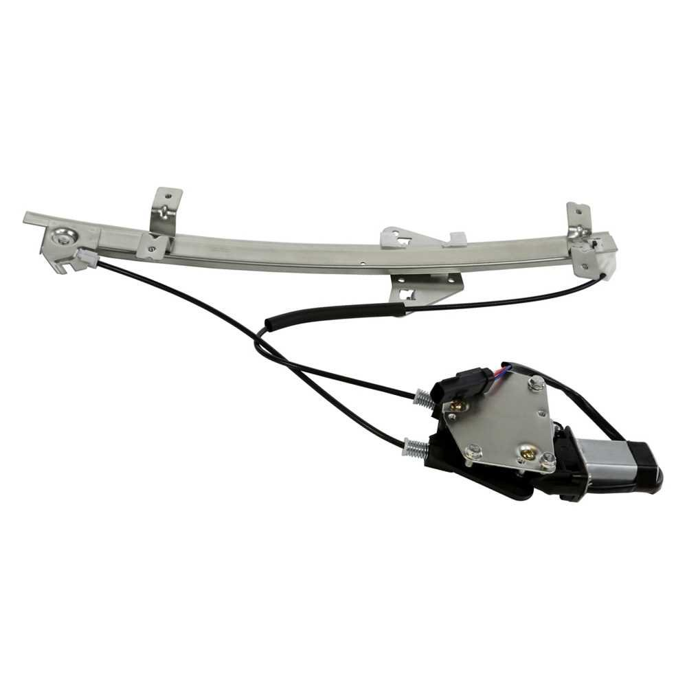 Prime Choice Auto Parts WR841651 Power Window Regulator With Motor