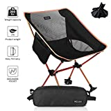 Best Camp Chairs - HCcolo Camping Chair Camping Folding Chair Portable Lightweight Review