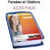 Pensées et Citations Qui Dynamisent (French Edition)