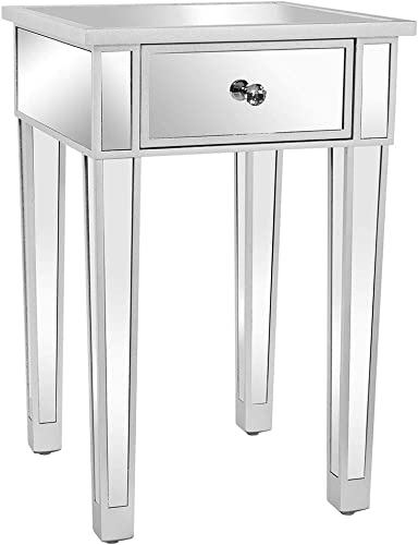 Deal of the week: VINGLI Mirrored End Table