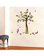Falling Season - Wall Decals Stickers Appliques Home Decor
