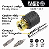 Klein Tools 32561 Multi-Bit Screwdriver / Nut