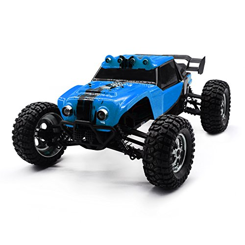 Best Price! Zerospace Keliwow KW03 EAGLE-3 1:12 4WD 2.4G Full Scale Desert Off-road RC Car with 5 Mo...