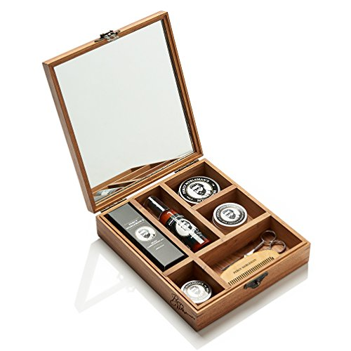 Ultimate Beard Grooming Box By Percy Nobleman by Percy Nobleman