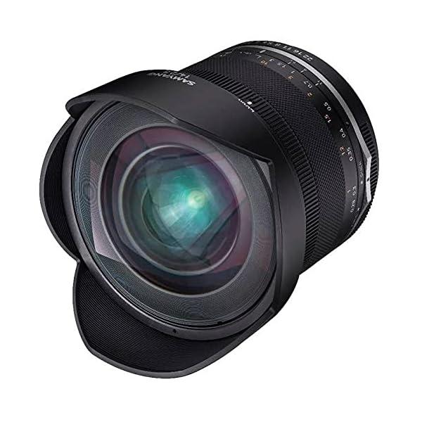 RetinaPix Samyang Manual Focus 14MM F2.8 MK2 Camera Lens for Nikon AE