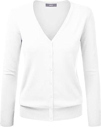 Comprar Cardigan básico con cierre de botones, para mujer Talla 42(ES)=XXX-Large