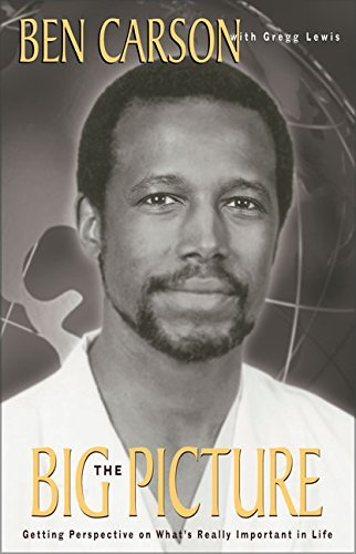 The Big Picture by Ben Carson (2000-10-01) ebook