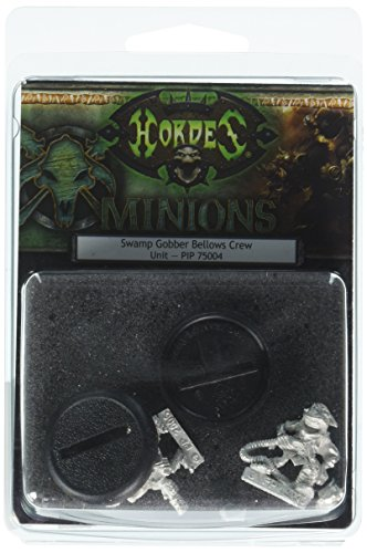Fog Machine Hire (Privateer Press Minions - Swamp Gobber Fog Bellows Model Kit)