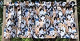 Cats All Over Feline Kitten Sweet Kitty Cat Breeds Pet Shop Handcrafted Curtain Valance