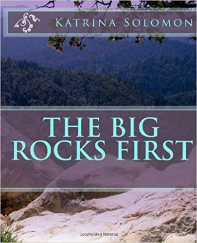 The Big Rocks First: The Organized Sister Series - Volume 1